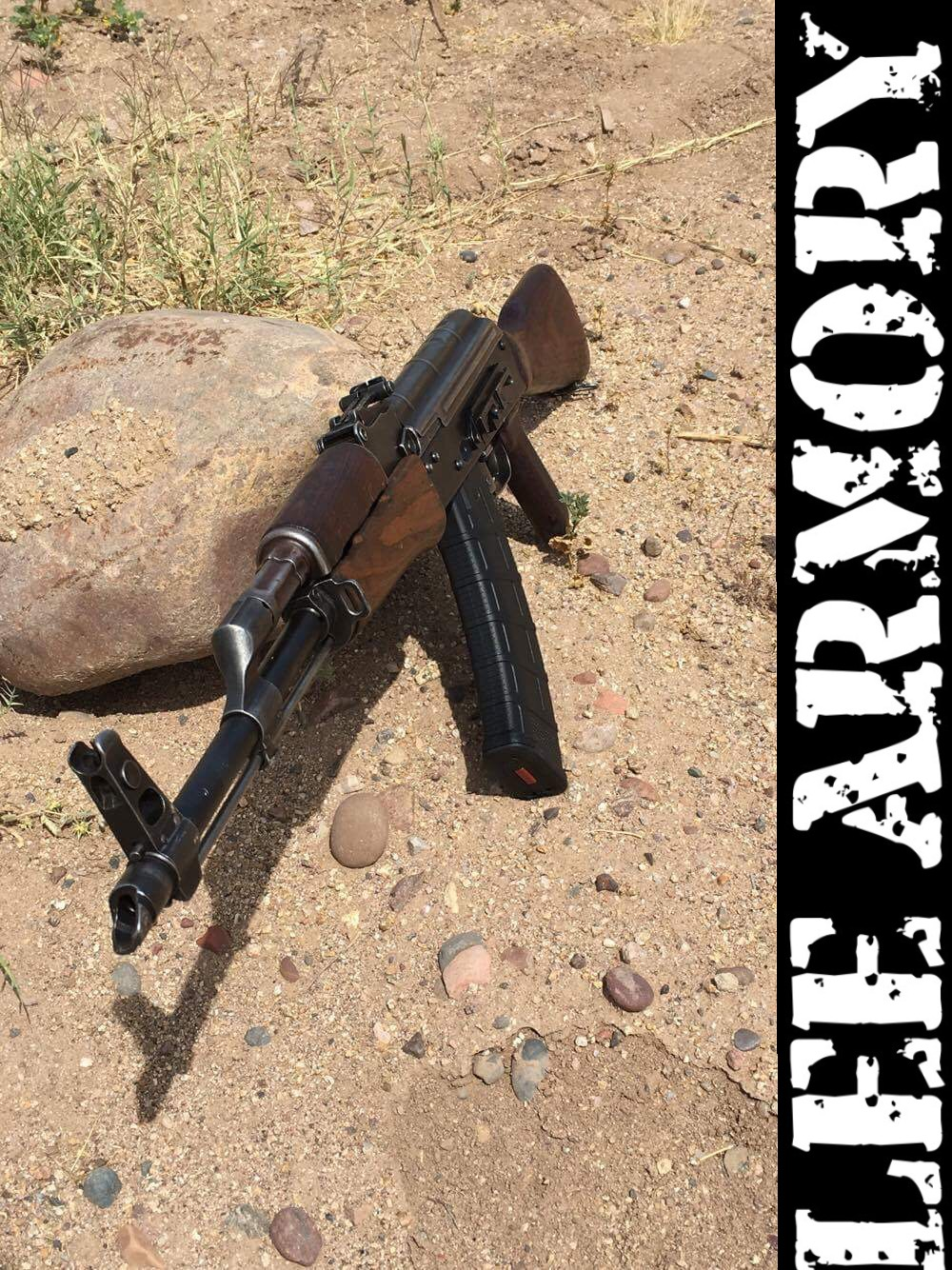 Lee Armory Romanian BFPU AK-47 7 62x39 Rifle