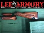 Lee Armory Russian Wood Set Refinished Brown