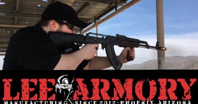 Taking a Lee Armory Rifle and Dumping Ammo