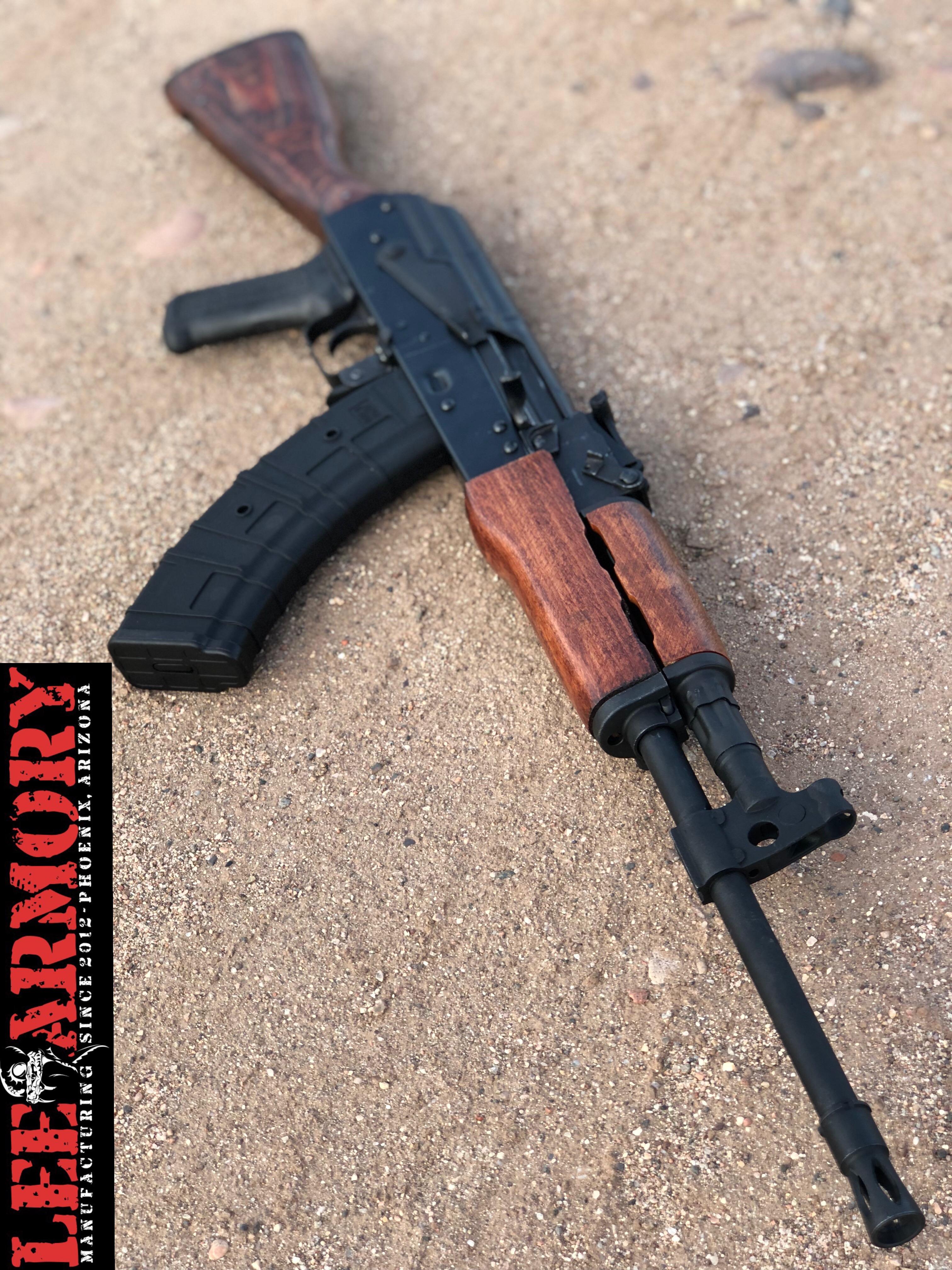 Romanian Military AKM ...