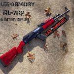 7.62x39 Hunter Rifle