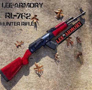 7.62x39 Hunter Rifle
