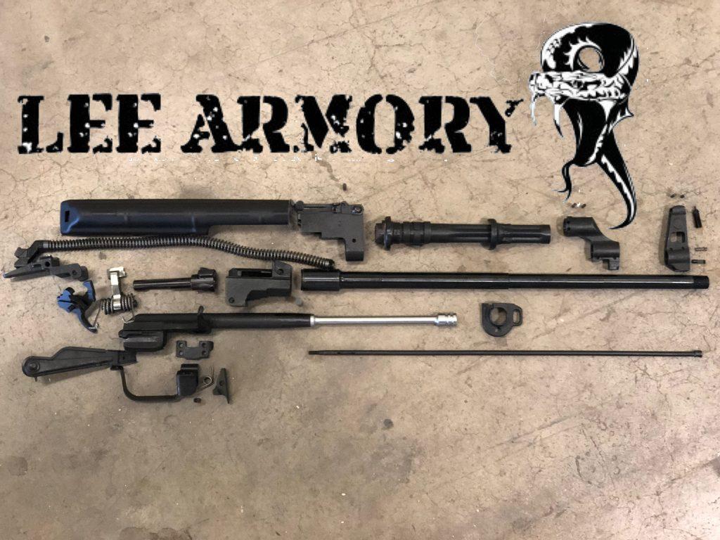 Brand New Forged Romanian AKM Parts Kit w/ CHF Barrel 7 62x39 -