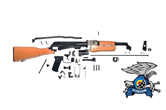 Romanian AK 47 New Forged ROMARM AK Parts Kit 7 62x39