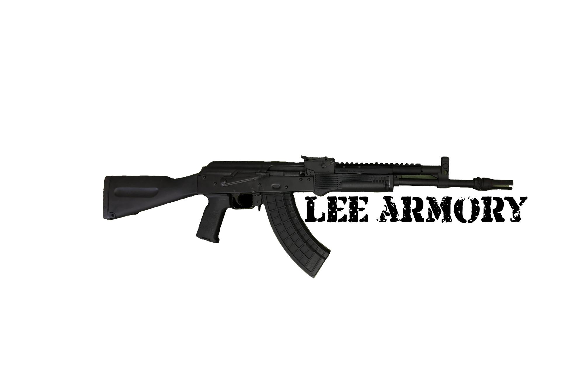 Lee Armory Dead Air Special AK-47 Rifle 7 62x39