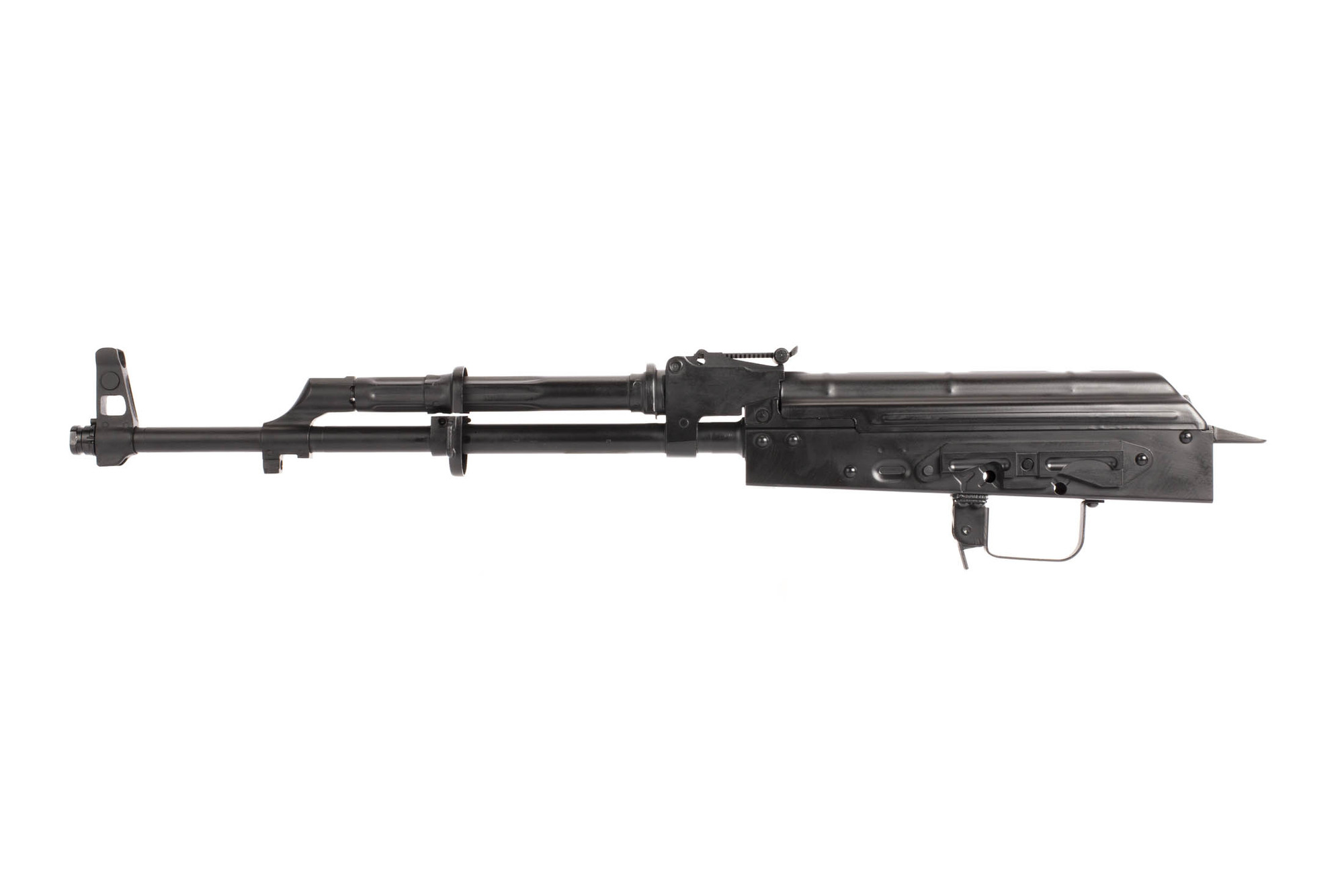 Romanian M10c Skeleton Kit CHF Chrome 16